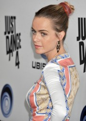 Taryn Manning - Ubisoft Presents The Launch Of Just Dance 4 at Lexington Social House Hollywood (10/02/12)