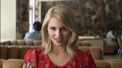 Dianna Agron - Nintendo 3DS Commercial