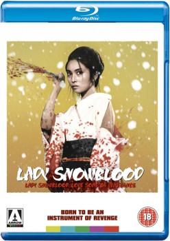 Lady Snowblood 2: Love Song of Vengeance 1974 m720p BluRay x264-BiRD