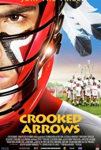 Download Crooked Arrows (2012) LiMiTED DVDRip 450MB Ganool
