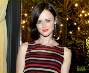 [ADDS] Alexis Bledel - Beckley By Melissa Collection Party NYC (Oct 9th, 2012)