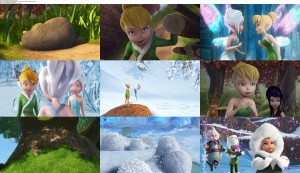 Download Tinker Bell: Secret of the Wings (2012) BluRay 720p 500MB Ganool