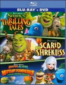 Download Dreamworks Spooky Stories (2012) BluRay 720p 650MB Ganool