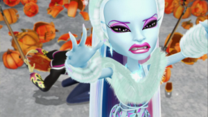 Monster High: Upiorki Rz�dz� / Monster High: Ghouls Rule (2012) PLDUB.720p.BRRip.XviD.AC3-ELiTE / Dubbing PL
