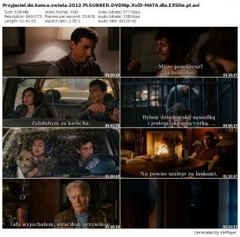 Przyjaciel do ko?ca �wiata / Seeking a Friend for the End of the World (2012) PLSUBBED.DVDRip.XViD-MATA dla.EXSite.pl | Napisy PL + x264