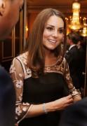 Kate Middleton - Greeting Olympic and Paralympic Medalist at Buckingham Palace (10/23/2012) - (9xHQ)