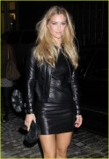 Bar Rafaeli - Versace SoHo Store Opening in New York 10/24/12