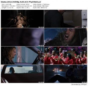 Stolen (2012) DVDRip.XviD.AC3-PTpOWeR