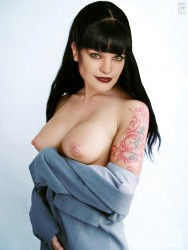 Mine very pauley perrette fake porn apologise, but