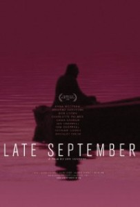 Download Late September (2012) DVDRip 350MB Ganool