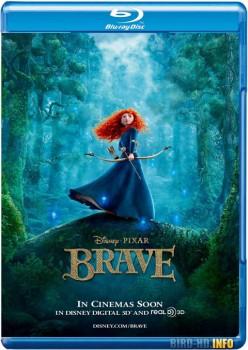 Brave 2012 REPACK m720p BluRay x264-BiRD