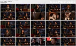 Archie Panjabi @ Late Night w/Jimmy Fallon 2012-10-04