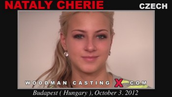 Nataly Cherie Woodman Casting X