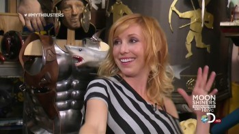 Kari Byron - Mini Myth Medley  - S11e05 - HDcaps - 5/11/12
