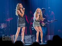 Hayden Panettiere and Connie Britton - New Nashville Still (Tagged)