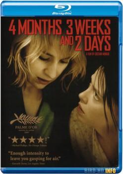 4 Months, 3 Weeks and 2 Days 2007 m720p BluRay x264-BiRD