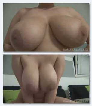 Sophie Mei   Busty Czech Showing Huge Boobs