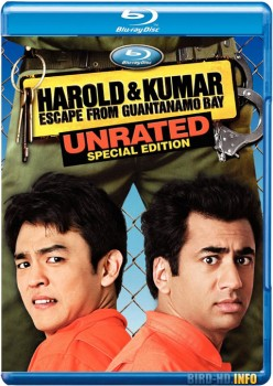 Harold And Kumar Escape from Guantanamo Bay 2008 UNRATED m720p BluRay x264-BiRD