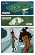 Womanthology Space #3