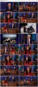 Olivia Munn @ Leno 12/03/12 HD 720p hot legs +