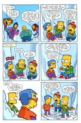 Simpsons Winter Wing Ding #7