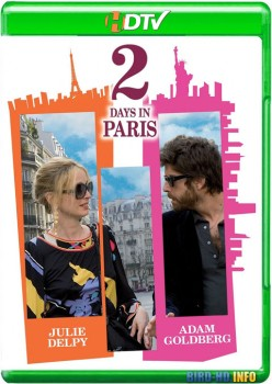 2 Days in Paris 2007 m720p HDTV x264-BiRD