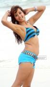 Sexy Sanjana in Bikini Top