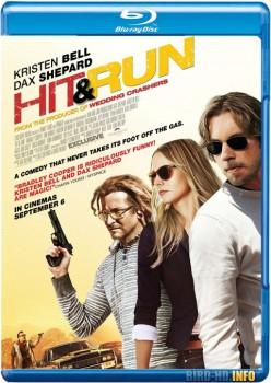 Hit and Run 2012 m720p BluRay x264-BiRD