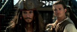 Piraci z Karaibów kolekcja 1-4 / Pirates of the Caribbean 1-4 (2003-2011)  PL.480p.BRRip.AC3.XviD-CiNEMAET Lektor PL +rmvb