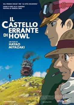 Il castello errante di Howl (2004)  DVD9 - ITA JAP