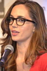 Eliza Dushku - Wizard World Con New Orleans ~ Dec 1, 2012