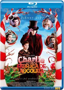Charlie and the Chocolate Factory 2005 m720p BluRay x264-BiRD