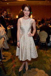 Emilia Clarke - 13th Annual AFI Awards in Beverly Hills 1/11/13