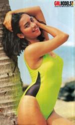 foto hot seksi vulgar Shahnaz Haque di majalah dewasa jadul - wartainfo.com