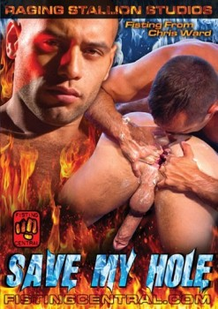 Tony Buff serves up a more intimate trio of fisting encounters in Save My Hole, in which the depth of