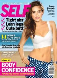 Emmy Rossum - Self Magazine Feb 2013