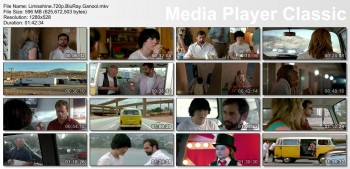 Download Little Miss Sunshine (2006) BluRay 720p 600MB Ganool