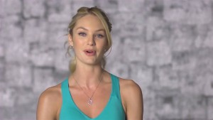 Candice Swanepoel Sexy Workout | HD
