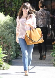 Sophia Bush - leaves the salon in West Hollywood 1/17/13