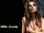Mila Kunis : Very Hot Wallpapers x 7