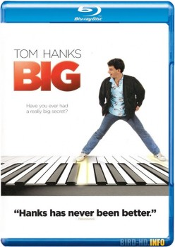 Big 1988 m720p EXTENDED BluRay x264-BiRD