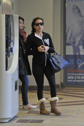 Eva Longoria - at a spa in West Hollywood 1/28/13