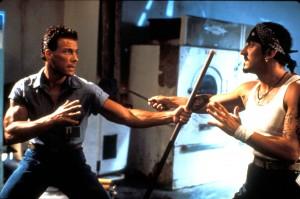 Ордер на смерть (Смертельный приговор) / Death Warrant; Жан-Клод Ван Дамм (Jean-Claude Van Damme), 1990 F63c59234996014
