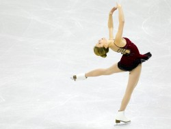 ASHLEY WAGNER US Figure Skating Championships Short Program 1/24/13 (1 HQ)