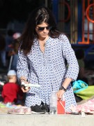 d3e36d235657493 Selma Blair takes her son Arthur to a park in Los Angeles (Feb 3)   45 HQ candids