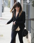 Lea Michele leaving the Salon in West Hollywood 2/5/13
