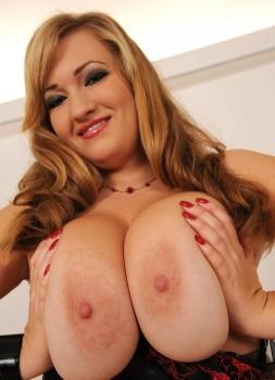 Mega busty tits
