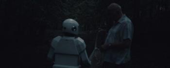 Robot And Frank (2012) PL.HQDVDRiP.XviD.AC3-PBWT / Lektor PL + x264