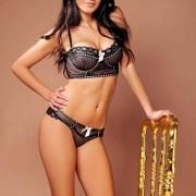 Gatas QB - Filipa Meleiro Miss Fanática Record Fevereiro 2013