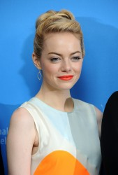 Emma Stone - 'The Croods' photocall at 63rd Berlinale Int. Film Festival in Berlin 2/15/13